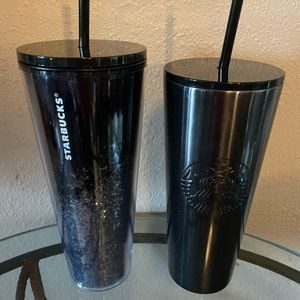 Starbucks Holiday Tumblers